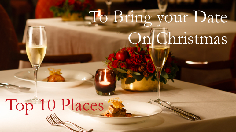 Top 10 Romantic Christmas Date Restaurants in Tokyo | Yokoso Japan ...