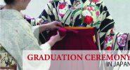 Graduation Ceremony in Japan